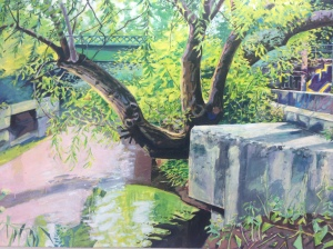 Wandle, Charlie Reed, Turf Project