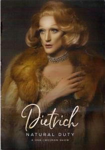 Groom Peter as Dietrich