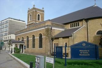 All Saints Church Wandsworth